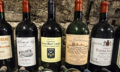 Quels sont les meilleurs vins de Bordeaux