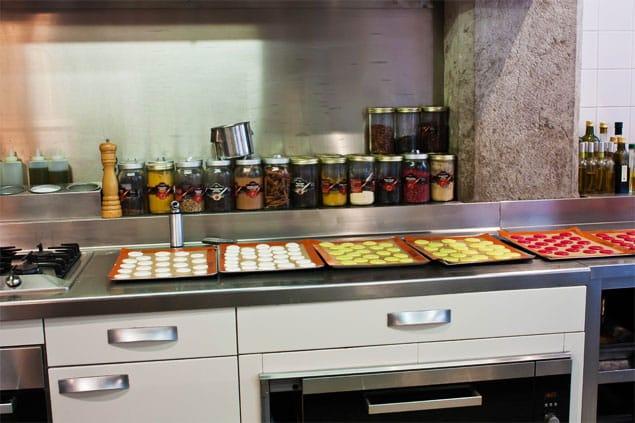 Mon cours de cuisine l atelier des chefs madame gertrude for Atelier cours de cuisine