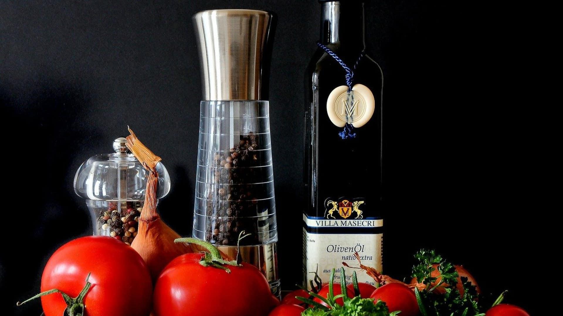 Des olives de qualité permettent d'obtenir une huile Premium