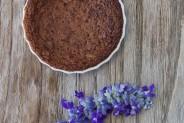 Moelleux au chocolat au lait à la lavande — Box Gastronomiz